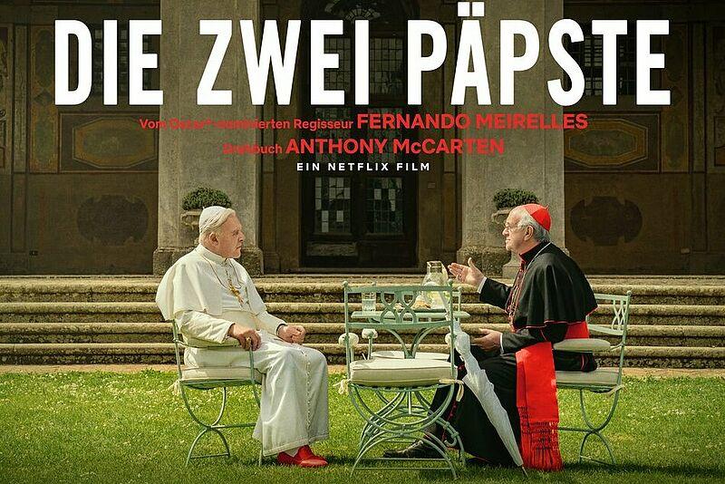 Netflix Die Zwei Päpste