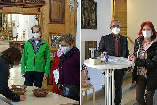 In der Kirche willkommen: Diözese Rottenburg Stuttgart