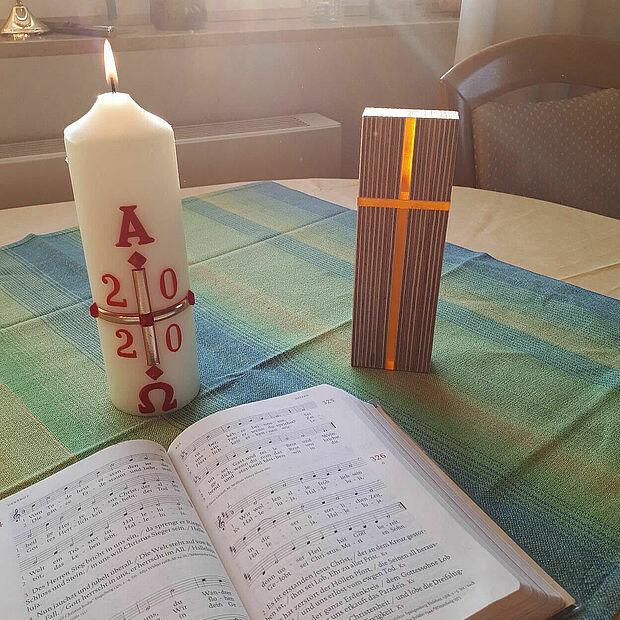 Zuhause Gottesdienst feiern: Diözese Rottenburg Stuttgart